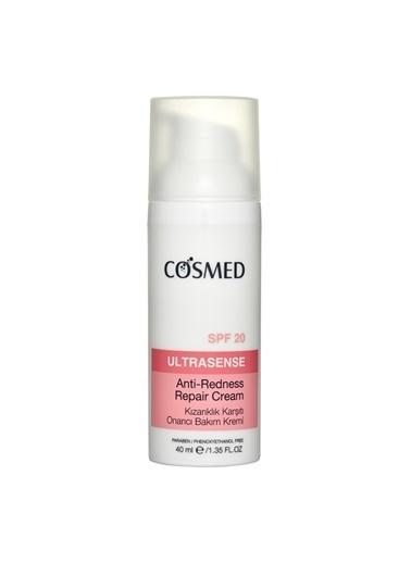 Cosmed Ultrasense Kızarıklık Karşıtı Onarıcı Krem 40 ml Renksiz